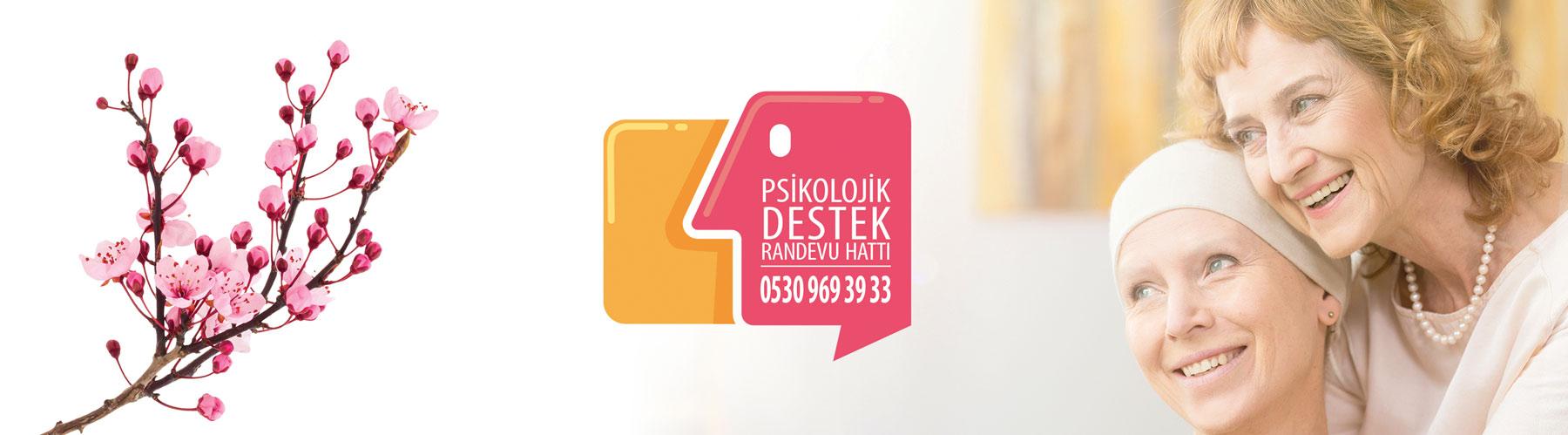 Psikolojik destek, mMK hastası kadınlarının ilk ve en önemli ihtiyacı.